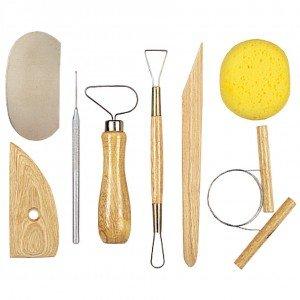 ادوات صناعة الفخار