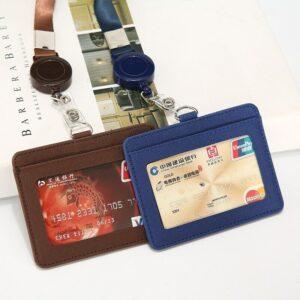 غلاف البطاقات والأوراق
