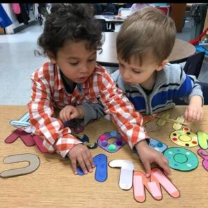 تنمية قدرات الأطفال